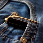 ジーパンの前ポケットは、もともと何のためについていた?