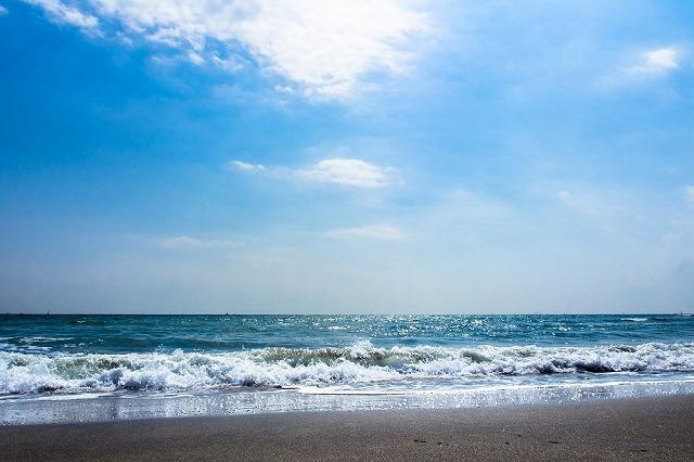 【きれいな海の写真】