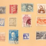 郵便切手の「裏のり」がくっついてしまったときの対処法!