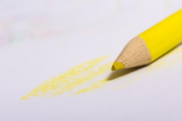 色鉛筆の雑学