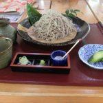 岐阜県高山市のそば屋さん「そば処清見庵おおくら」へ行ってみました