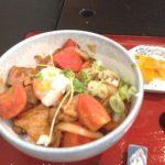 下呂のトマト丼を宴蔵で堪能してきた!肉厚おいしい【下呂グルメ】